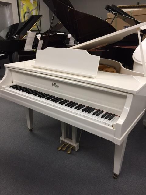 Kimball la petite baby grand dfw piano gallery dfw for Small grand piano size