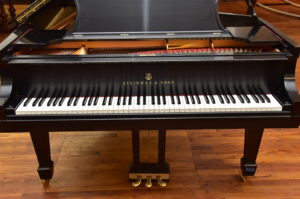 Steinway pianos for sale in Dallas, Texas.