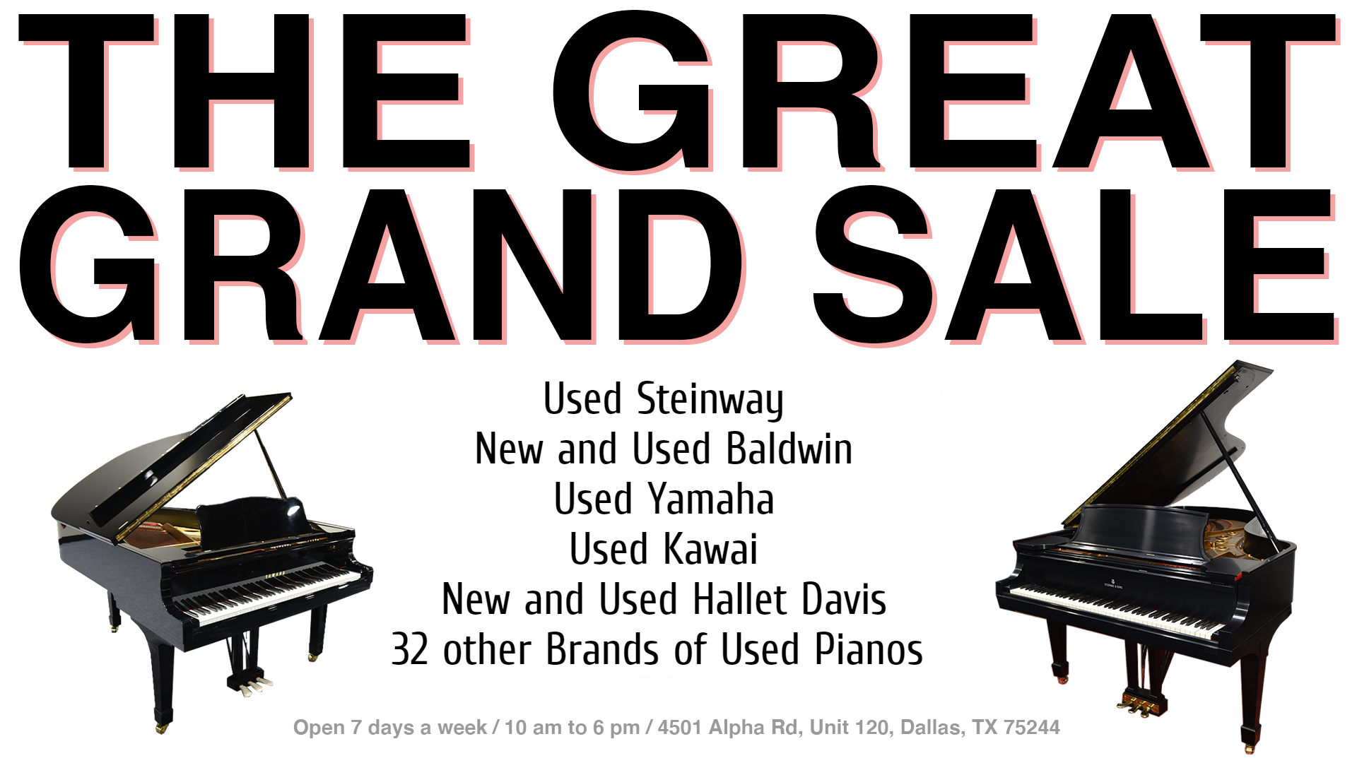 Largest Piano Dealer in Texas